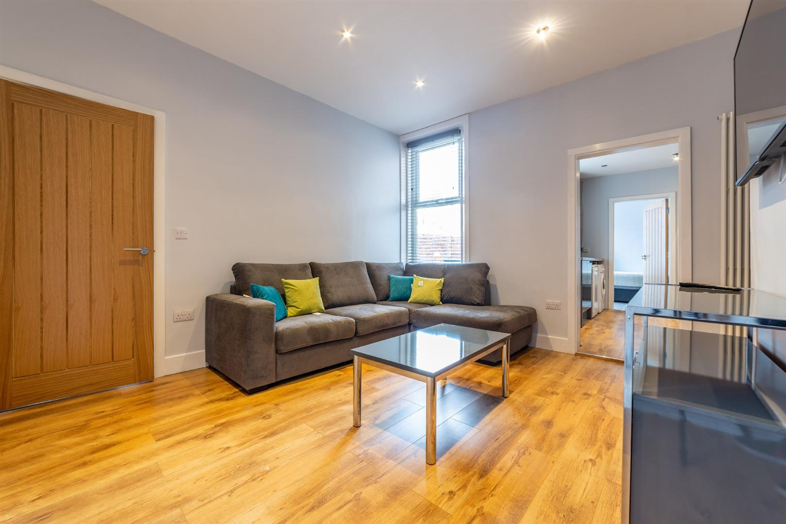 3 bed flat to rent in Jesmond, NE2 3HS, NE2