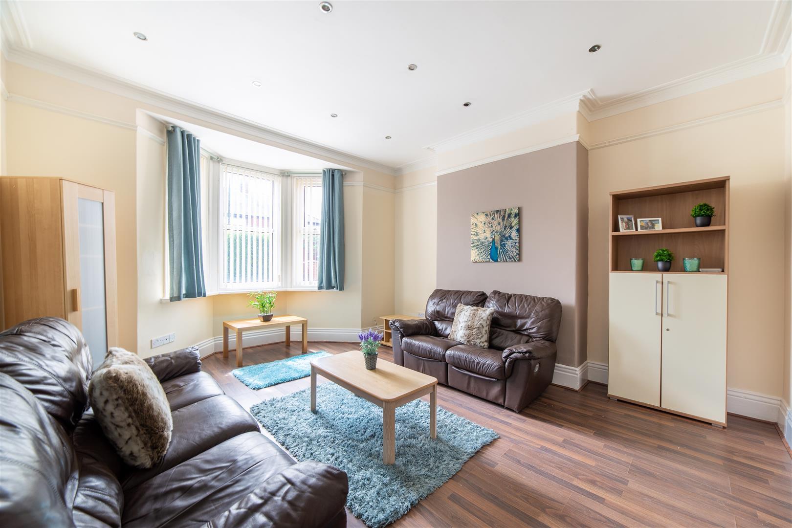4 bed terraced house to rent in Rothbury Terrace, Heaton, NE6