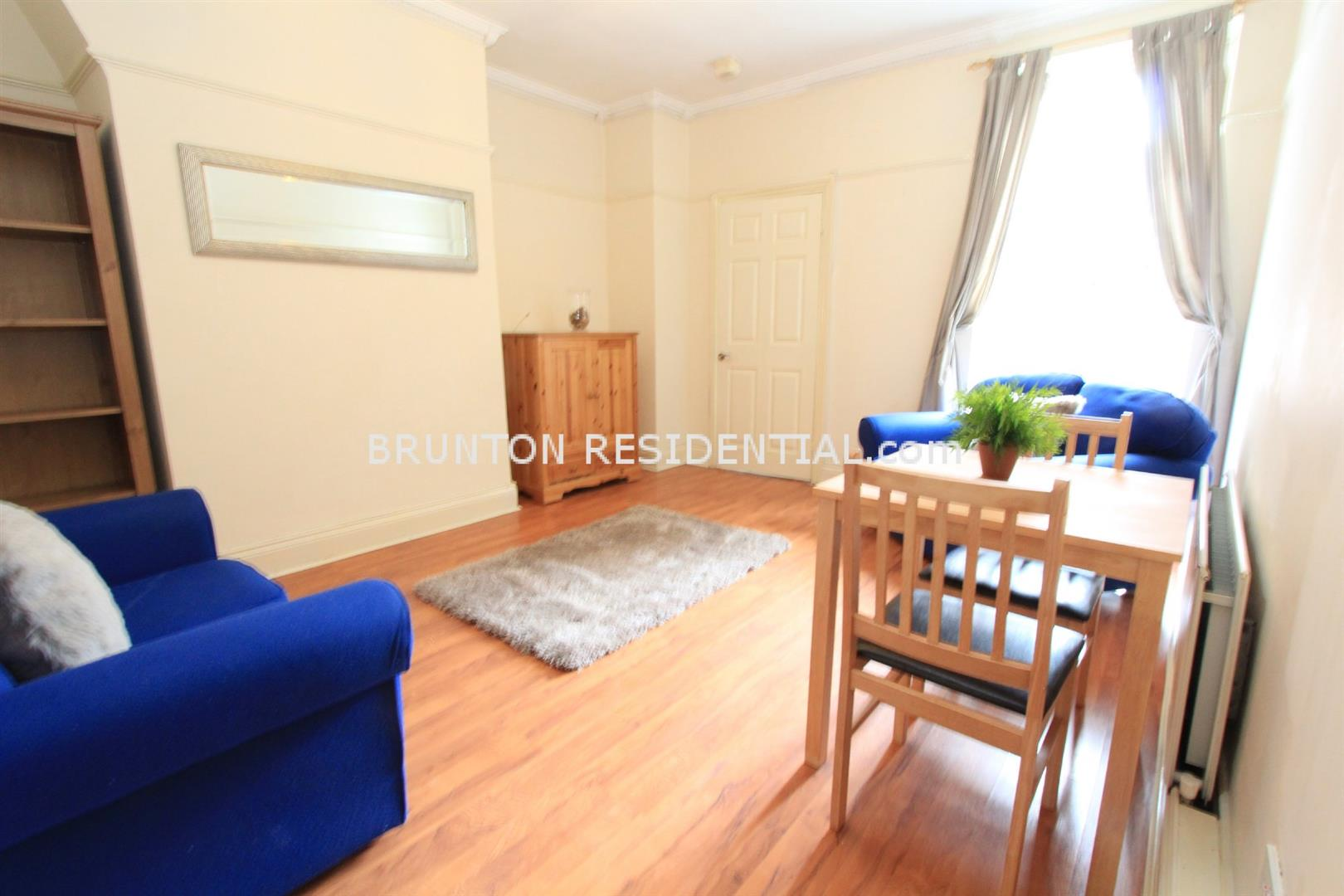 2 bed flat to rent in Newcastle Upon Tyne, NE6 5NL, NE6