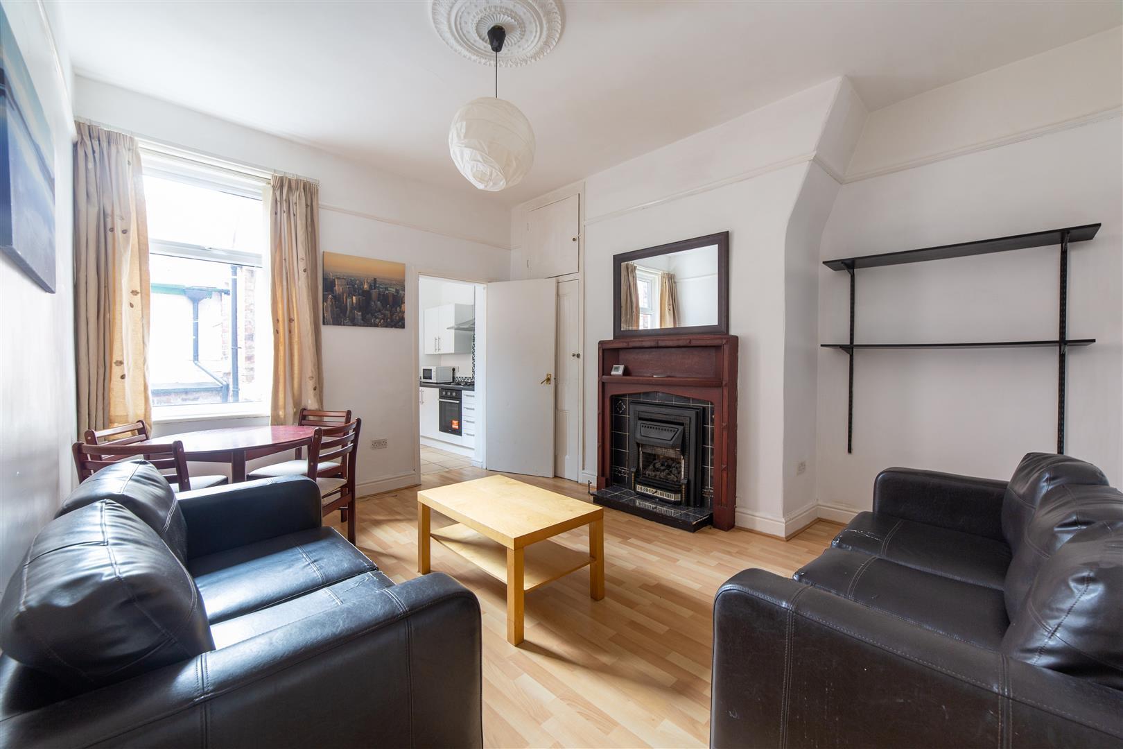 2 bed flat to rent in Newcastle Upon Tyne, NE6 5LS, NE6