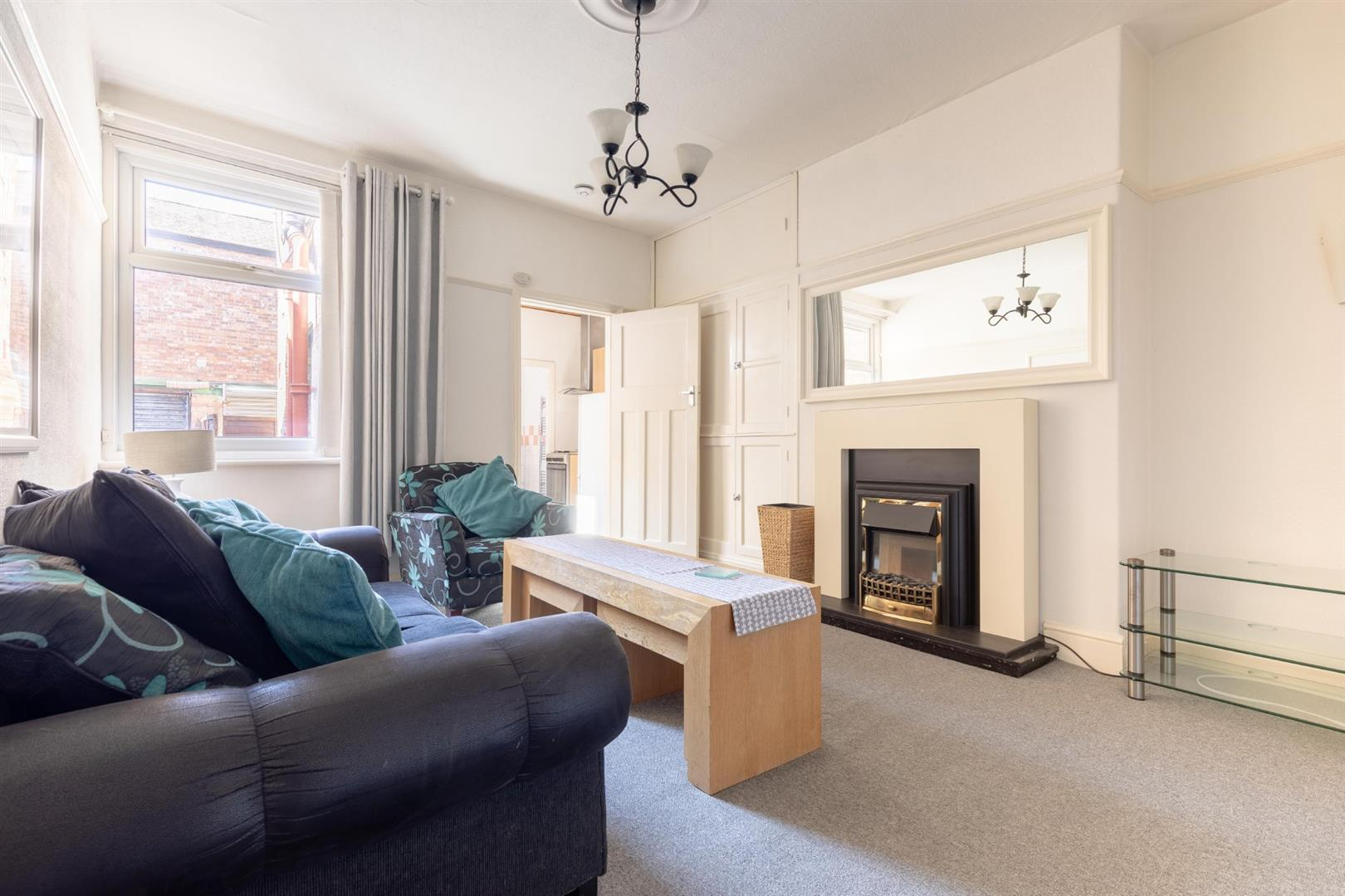 2 bed flat to rent in Newcastle Upon Tyne, NE6 5SS 0