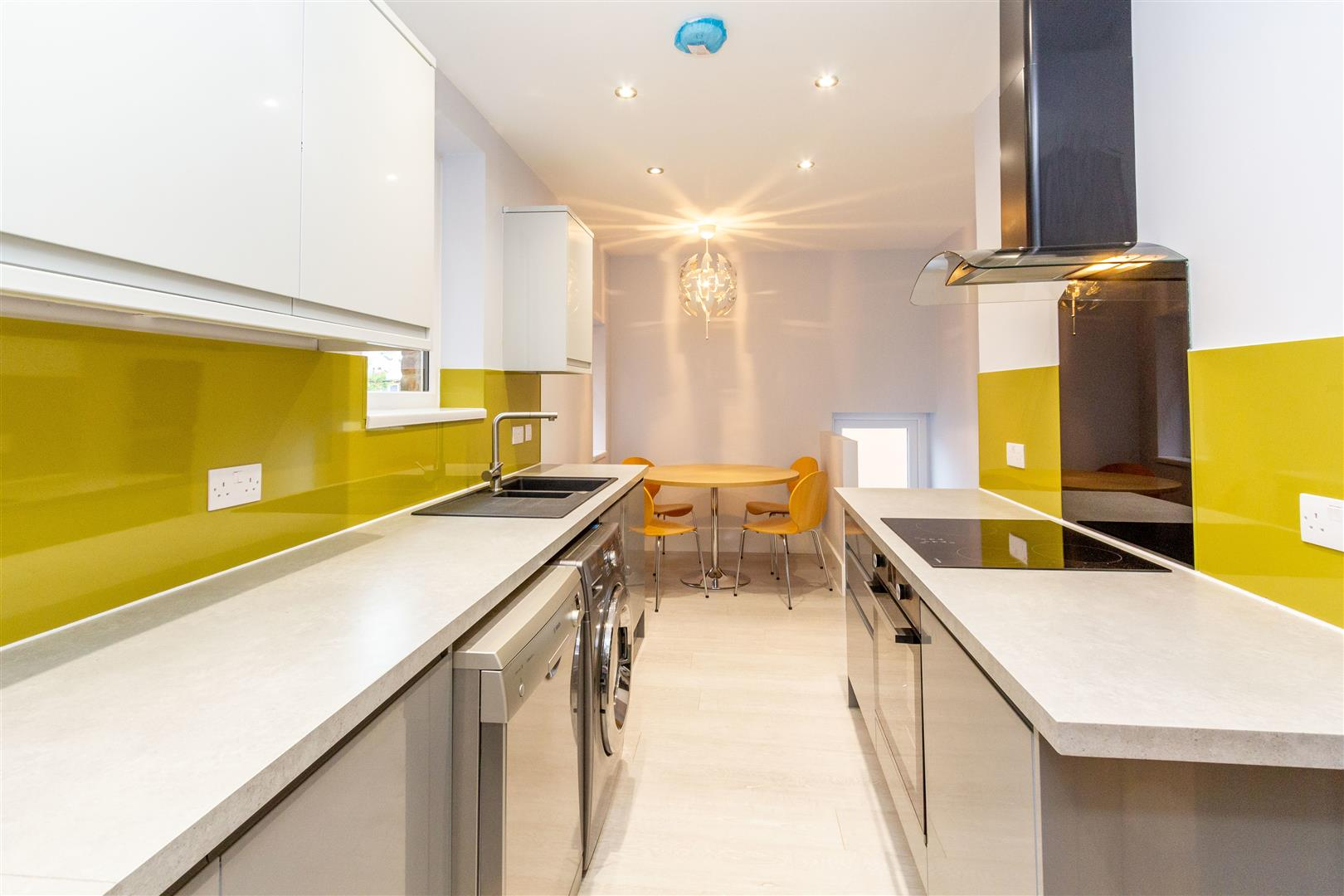 4 bed maisonette to rent in Newcastle Upon Tyne, NE6 5HP, NE6