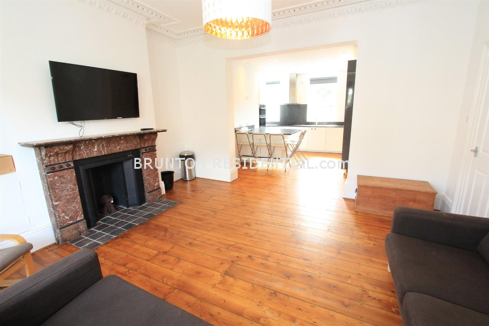 6 bed terraced house to rent in Sandyford, NE2 1DE, NE2