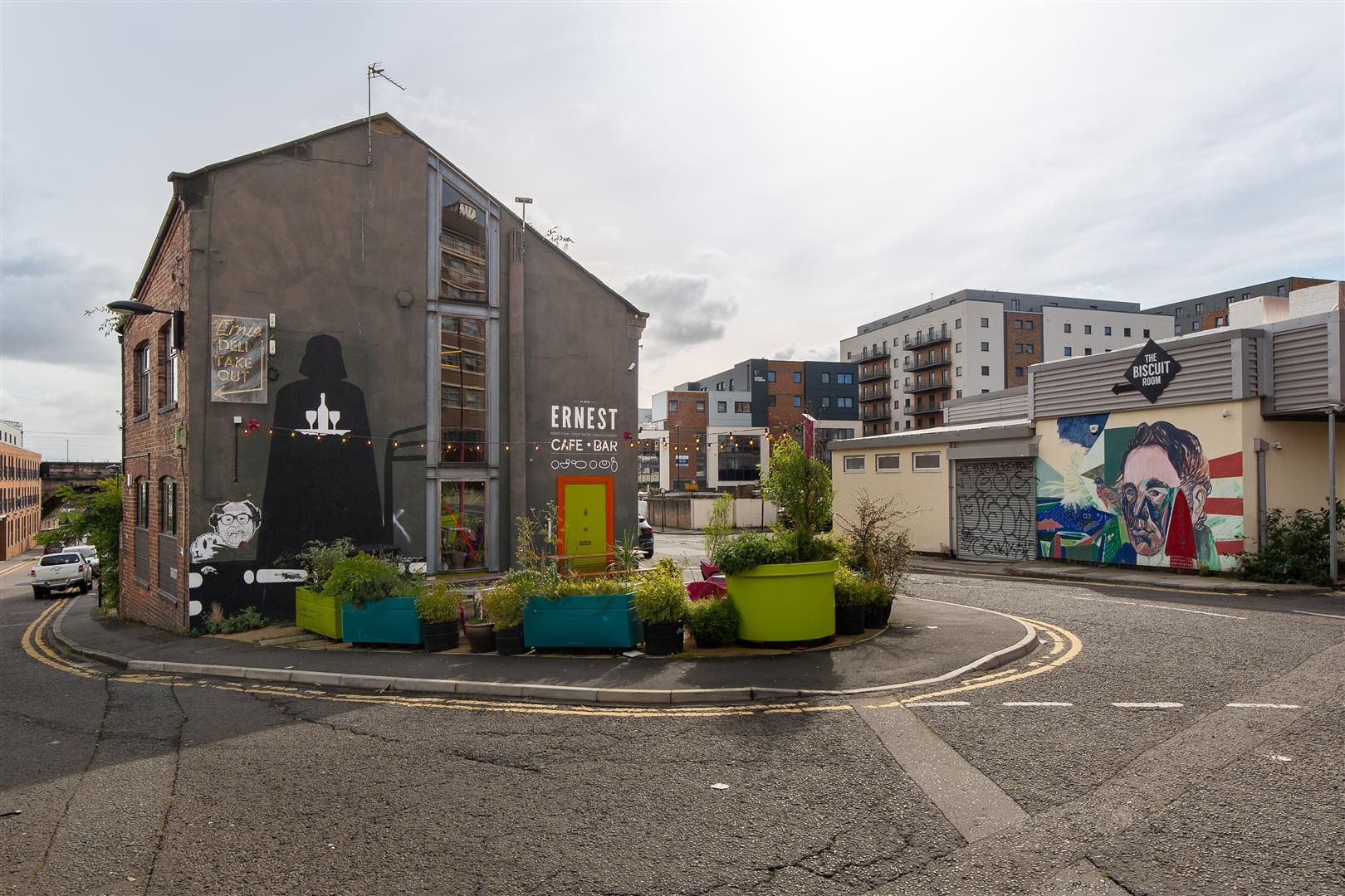 1 bed studio flat to rent in Newcastle Upon Tyne, NE2 1BP, NE2