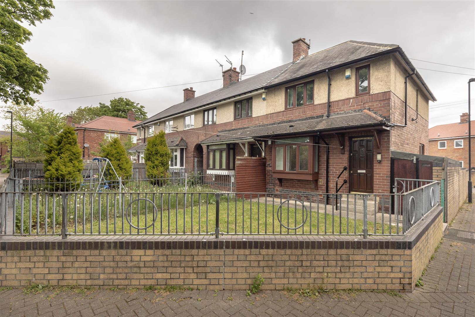 2 bed end of terrace house for sale in North Shields, NE29 7BS 0
