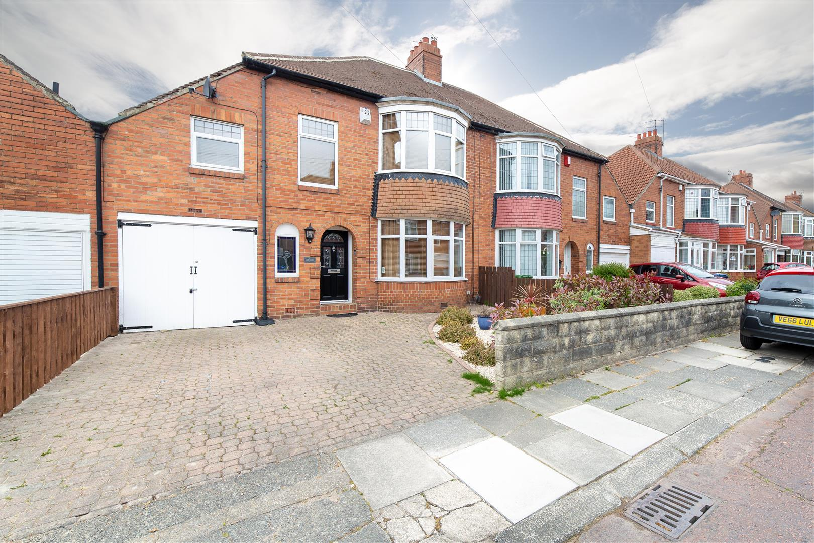 3 bed semi-detached house for sale in Newcastle Upon Tyne, NE7 7LL - Property Image 1