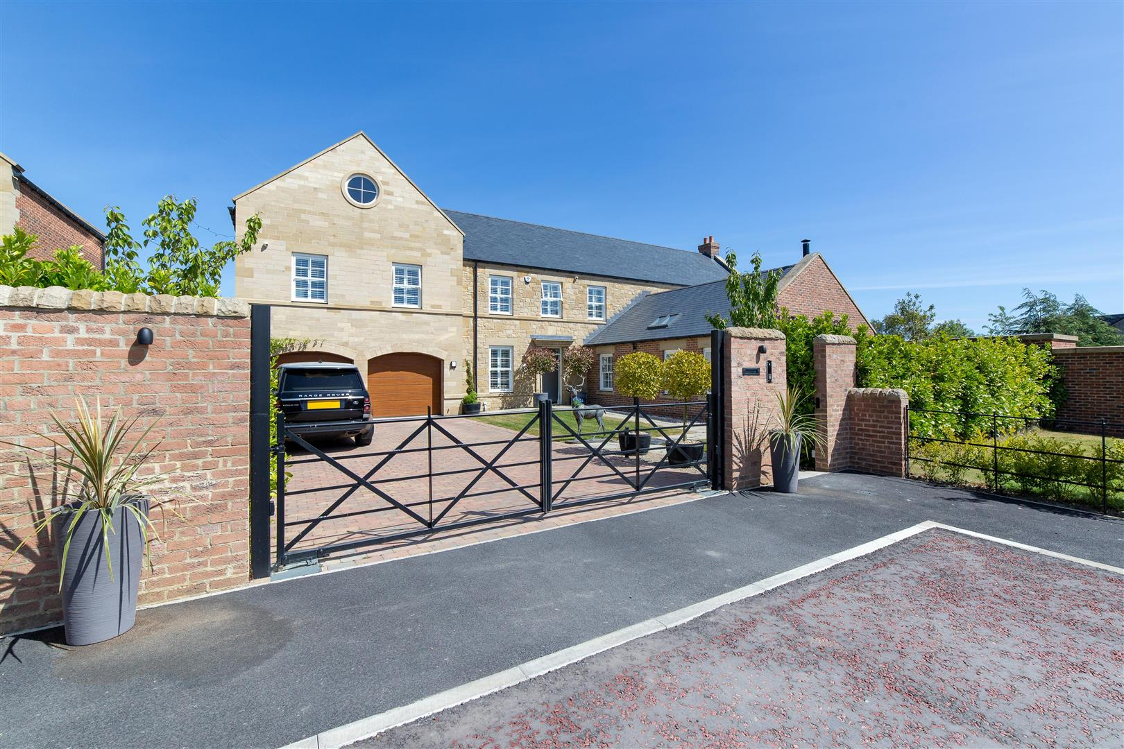 4 bed detached house for sale in Great Park, NE13 9NW - Property Image 1