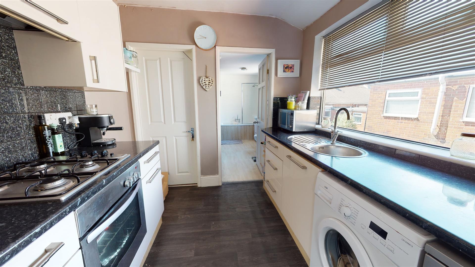 2 bed flat for sale in Wallsend, NE28 6NA - Property Image 1