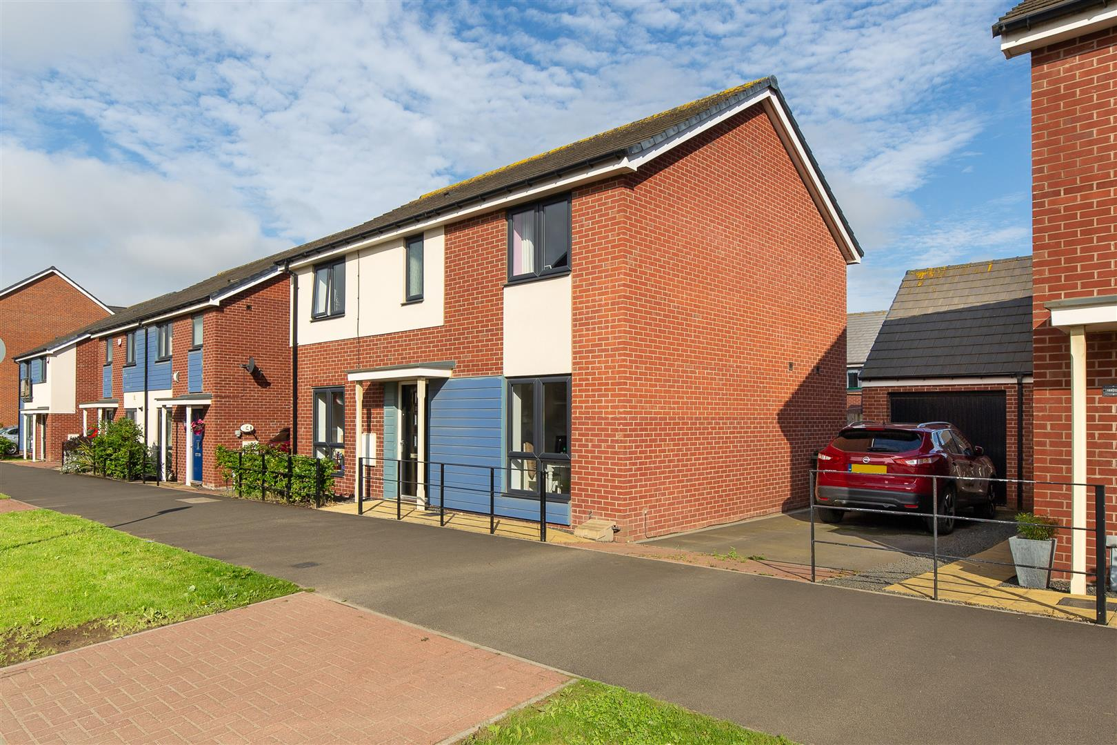 4 bed detached house for sale in Great Park, NE13 9BD - Property Image 1