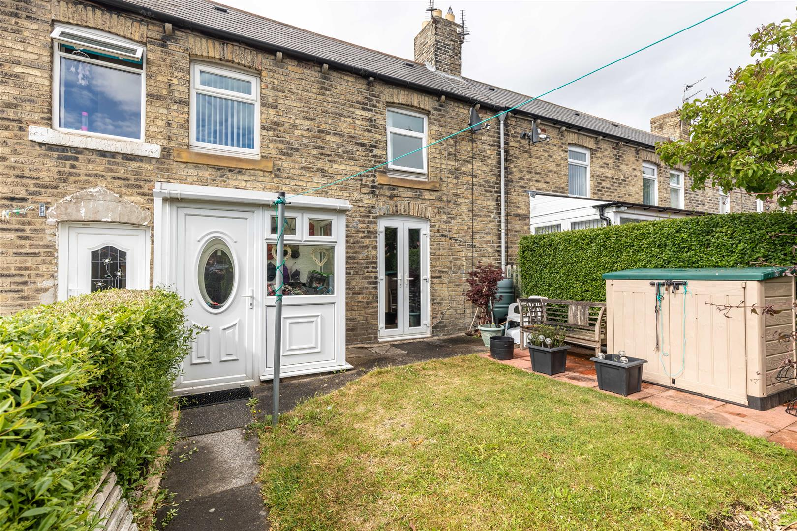 3 bed terraced house for sale in Ashington, NE63 8HX  - Property Image 1