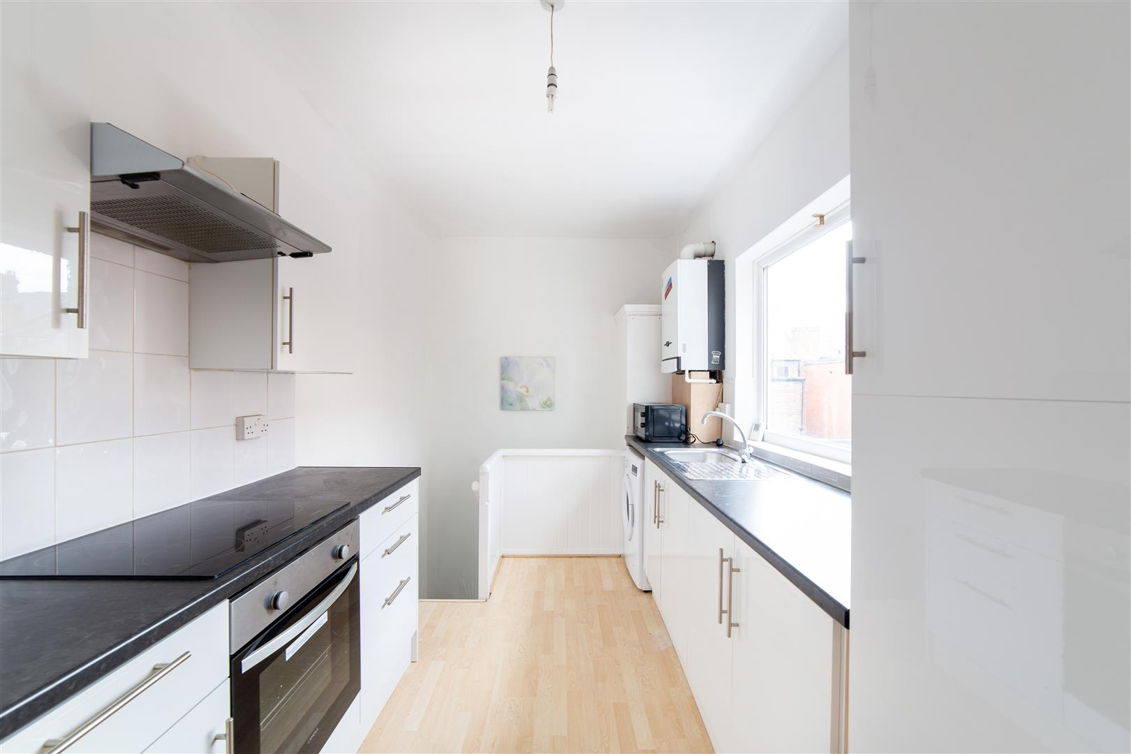 3 bed flat to rent in Newcastle Upon Tyne, NE6 5LS, NE6