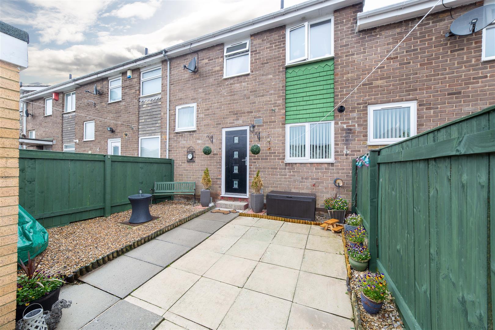2 bed terraced house for sale in Cramlington, NE23 6JR - Property Image 1