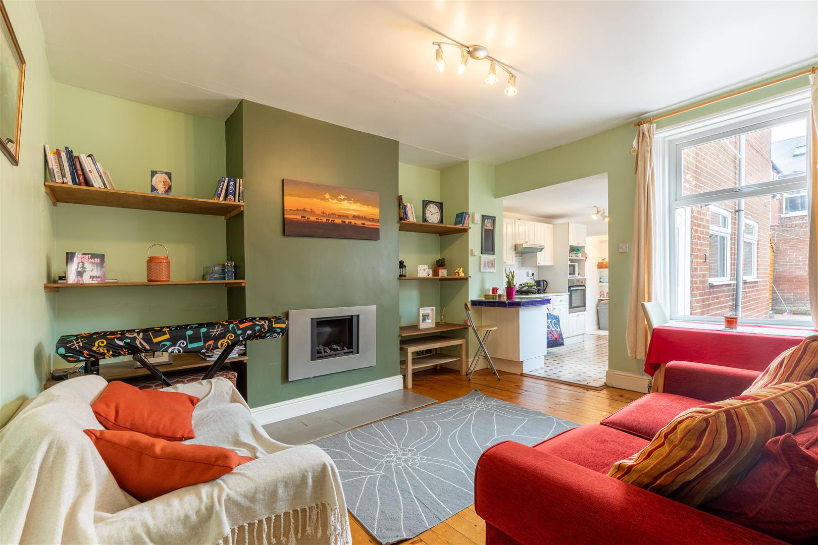 2 bed flat for sale in Newcastle Upon Tyne, NE6 5PL - Property Image 1