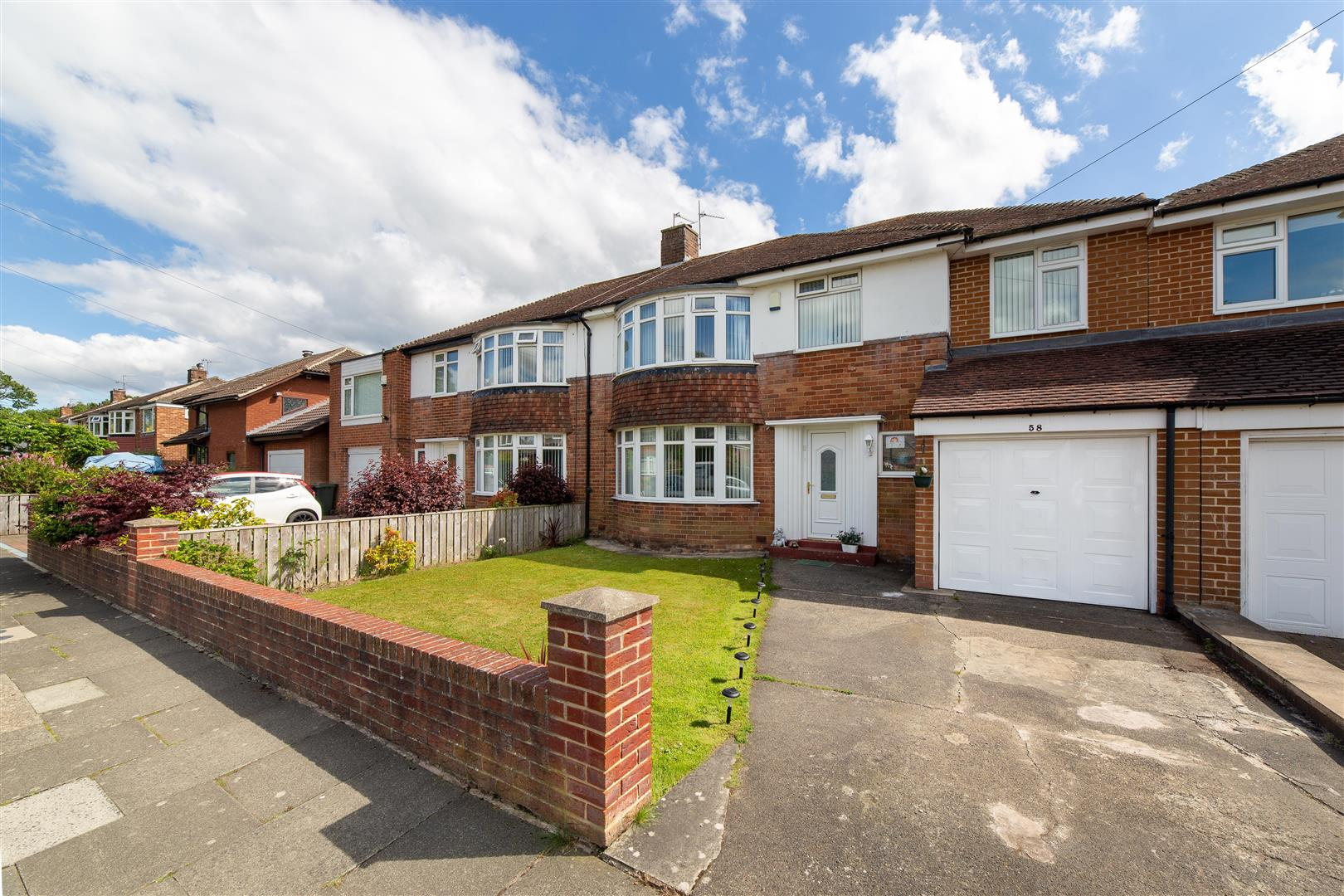 4 bed semi-detached house for sale in Gosforth, NE3 5PY  - Property Image 1