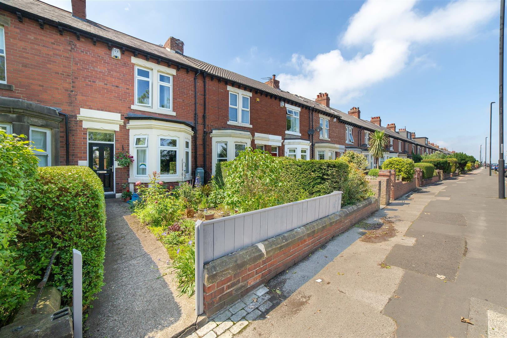 2 bed terraced house for sale in Wideopen, NE13 6LH, NE13