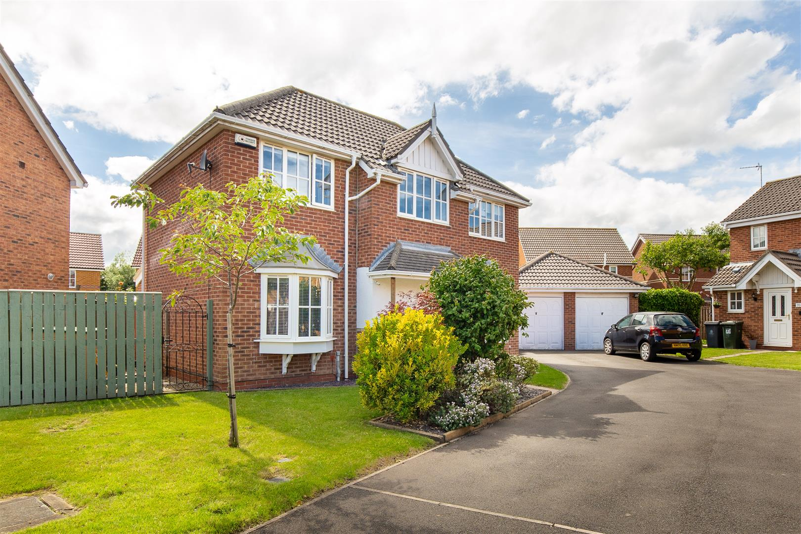 3 bed detached house for sale in West Allotment Newcastle Upon Tyne, NE27 0RF  - Property Image 1