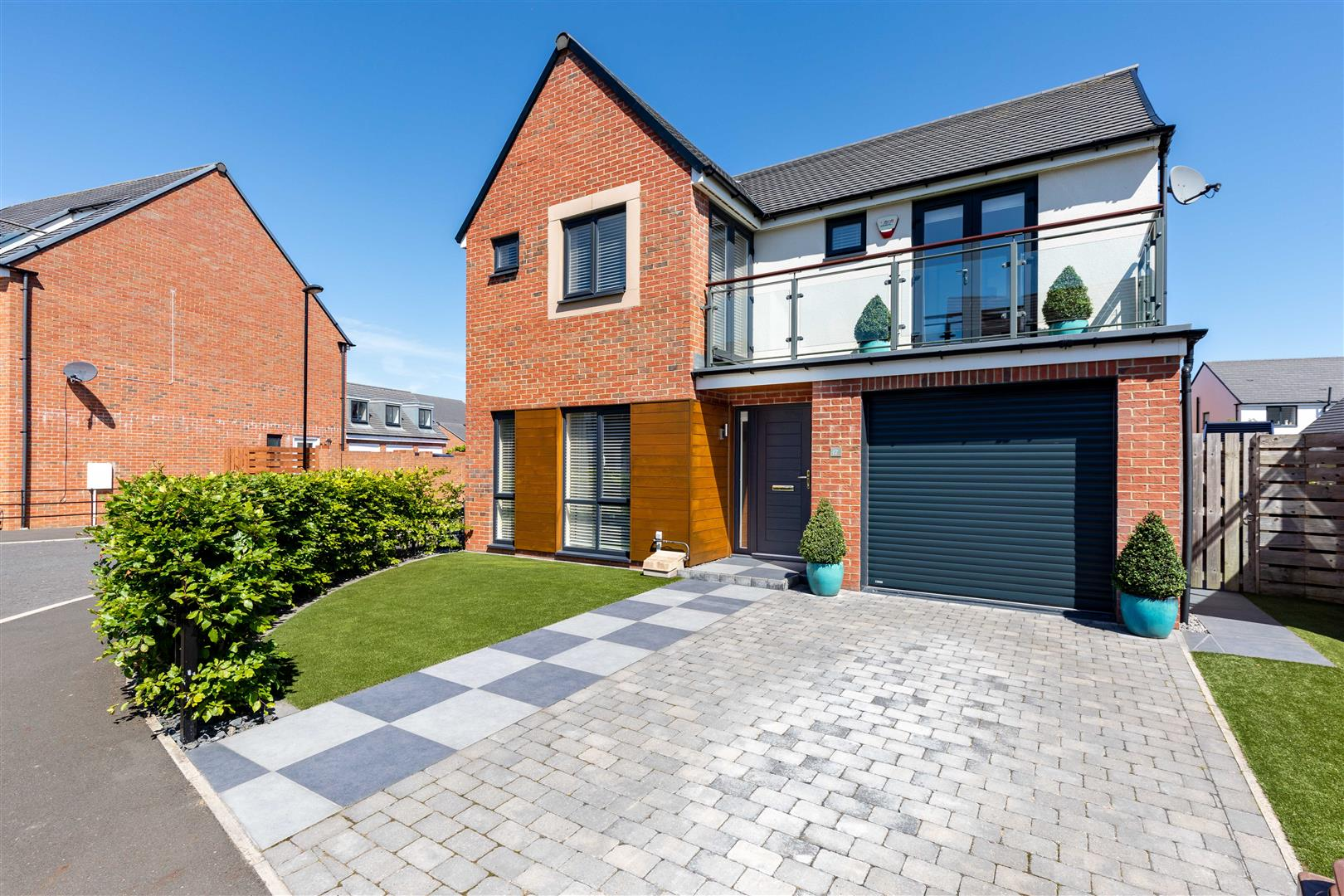 4 bed detached house for sale in Newcastle Upon Tyne, NE13 9AX, NE13