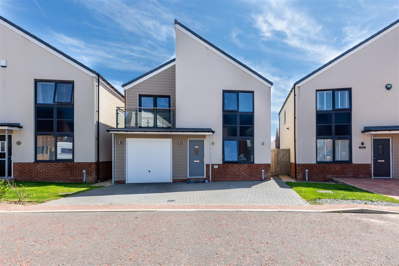 4 bed detached house for sale in Great Park, NE13 9DN  - Property Image 1