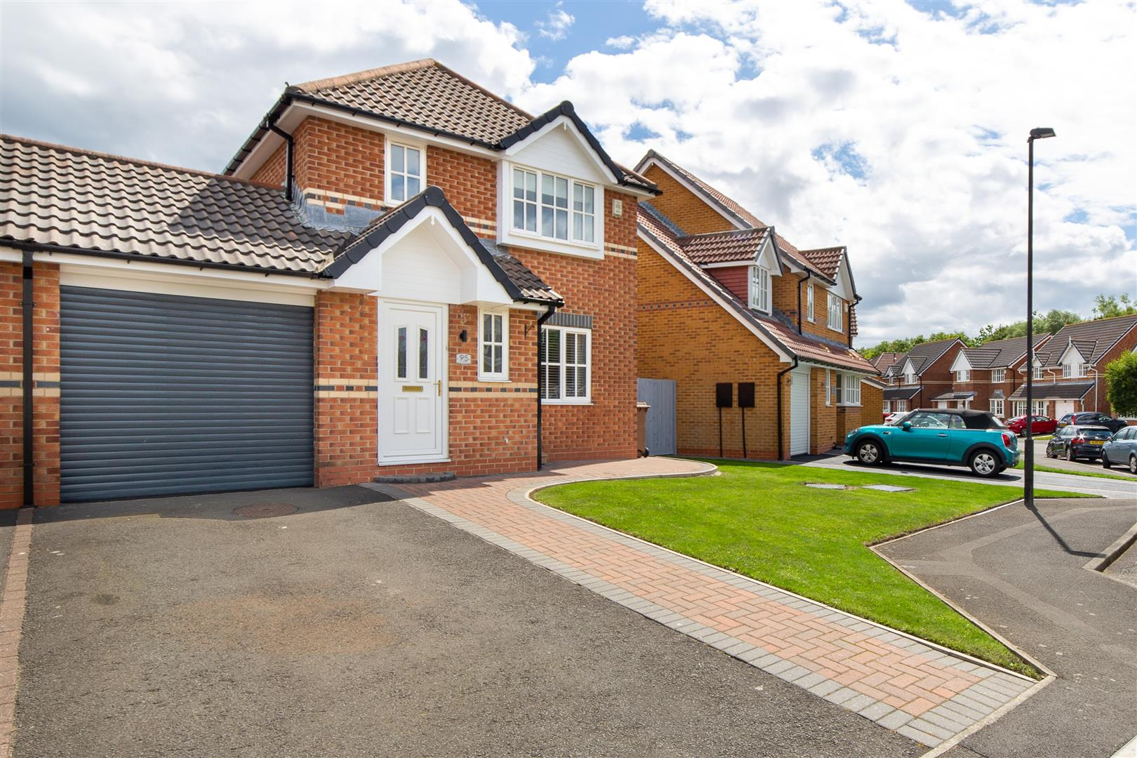 3 bed detached house for sale in Newcastle Upon Tyne, NE27 0RF, NE27
