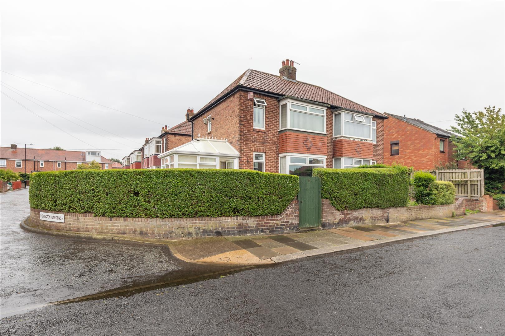 3 bed semi-detached house for sale in Newcastle Upon Tyne, NE5 3JS - Property Image 1