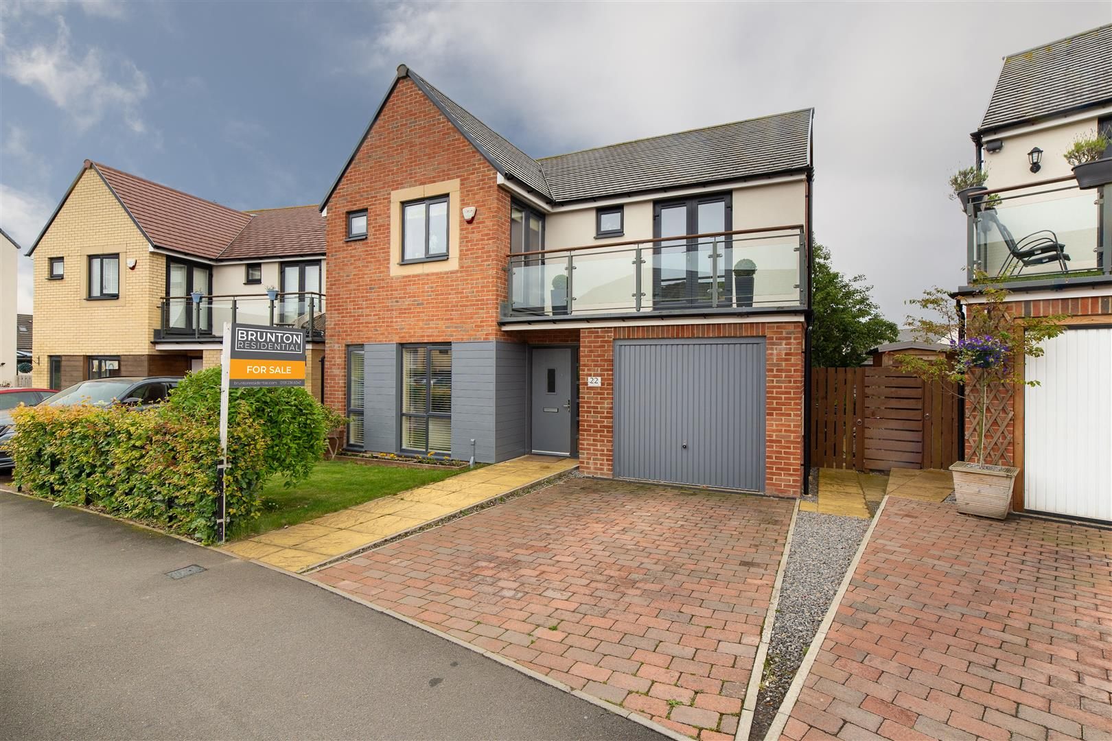 4 bed detached house for sale in Newcastle Upon Tyne, NE13 9AT, NE13