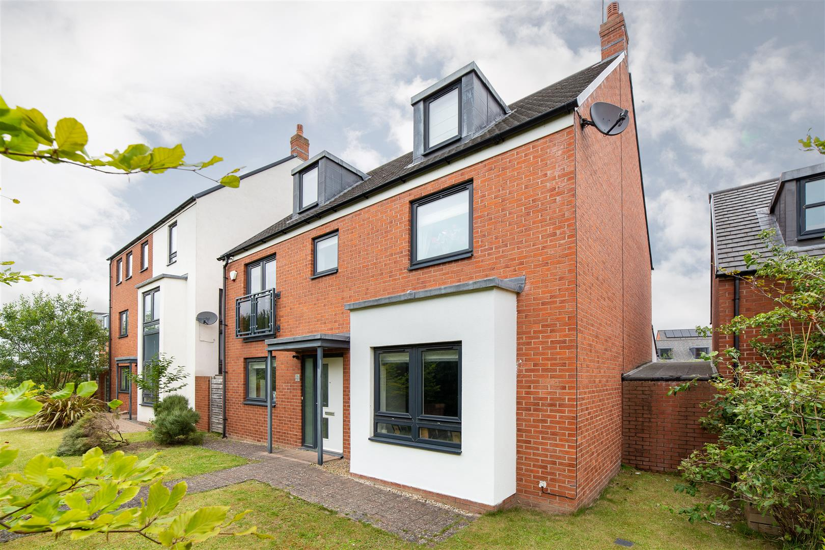 5 bed detached house for sale in Carlington Walk, Great Park - Property Image 1