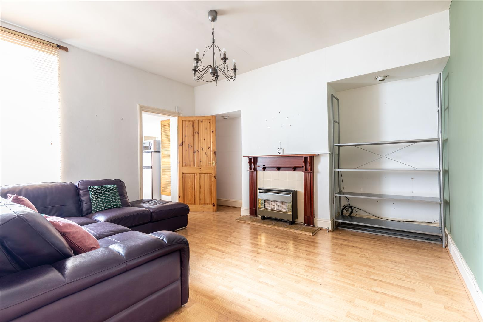 2 bed flat for sale in Audley Road, Gosforth  - Property Image 1