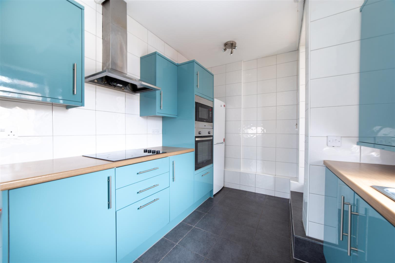 3 bed flat to rent in Stanmore Road, Heaton, NE6