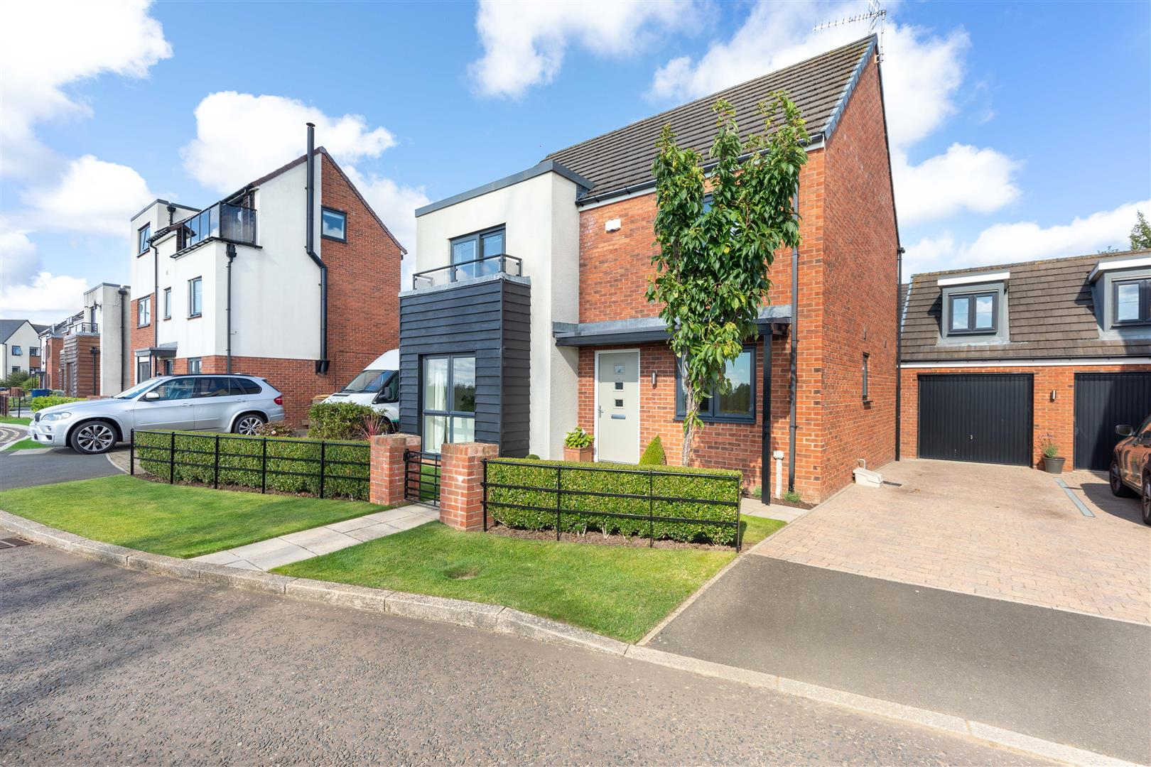 4 bed detached house for sale in Prendwick Avenue, Great Park  - Property Image 1