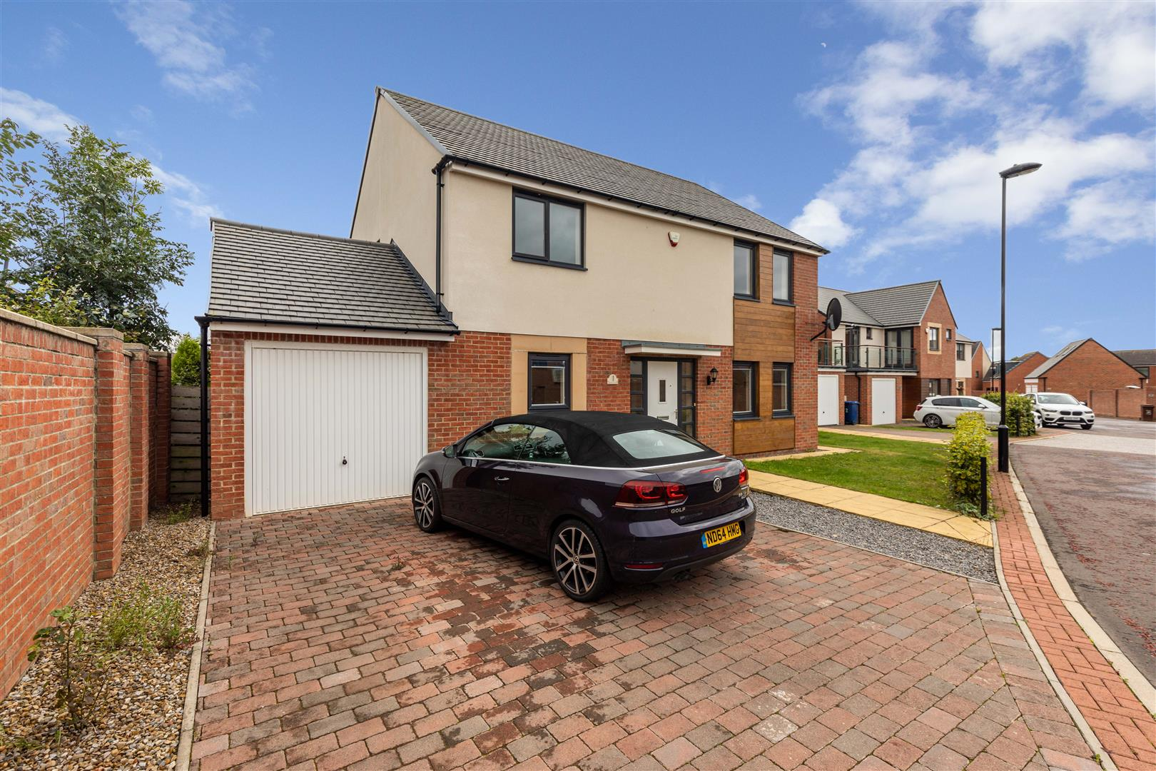 4 bed detached house for sale in Great Park, NE13 9AU  - Property Image 1