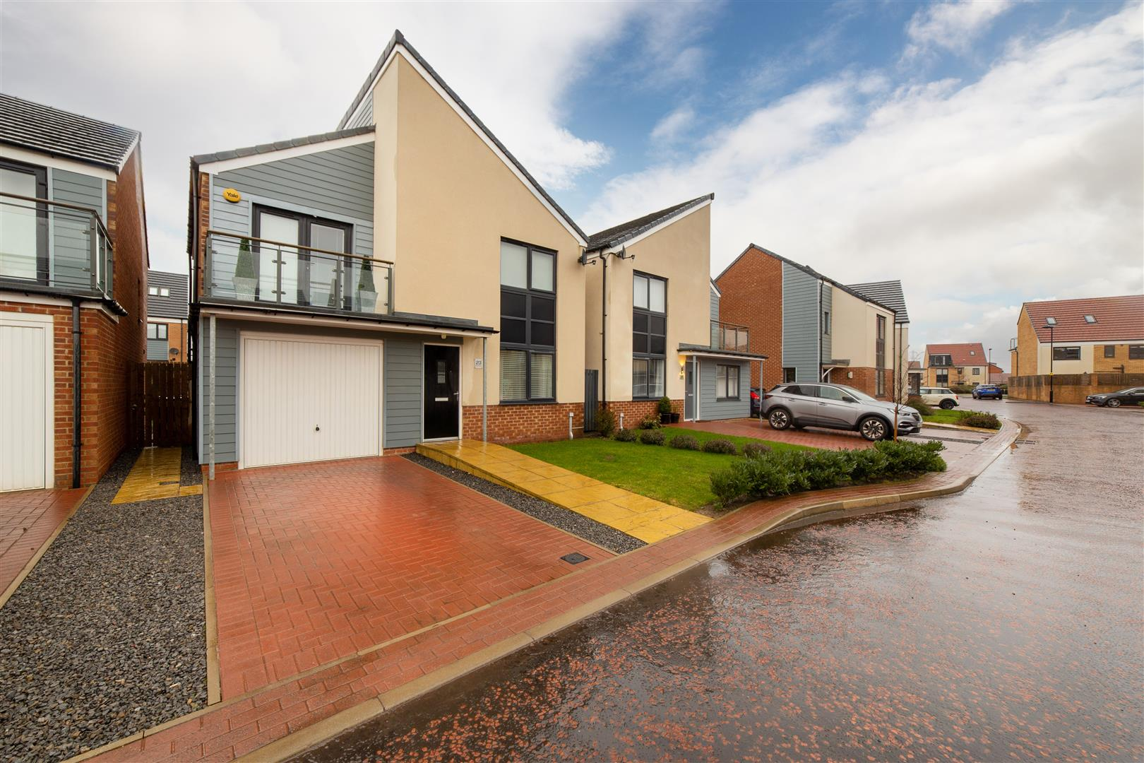 4 bed detached house for sale in Newcastle Upon Tyne, NE13 9DB, NE13