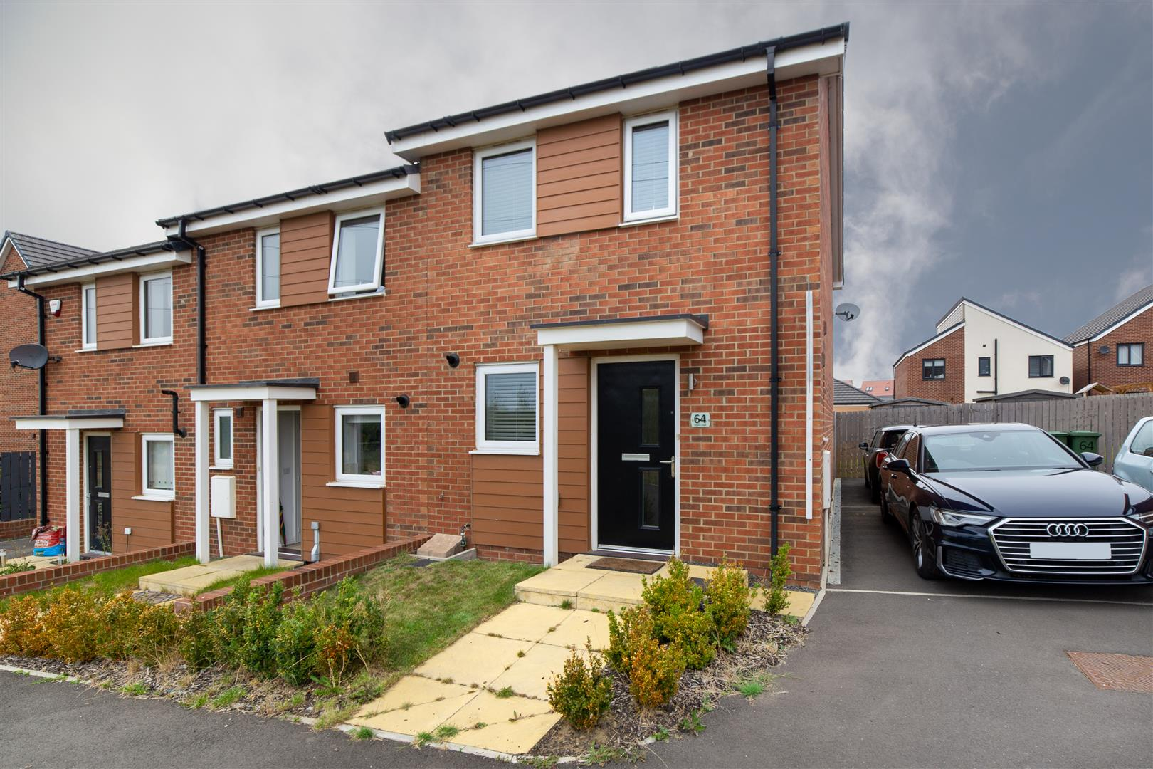 2 bed semi-detached house for sale in Newcastle Upon Tyne, NE13 9DW - Property Image 1