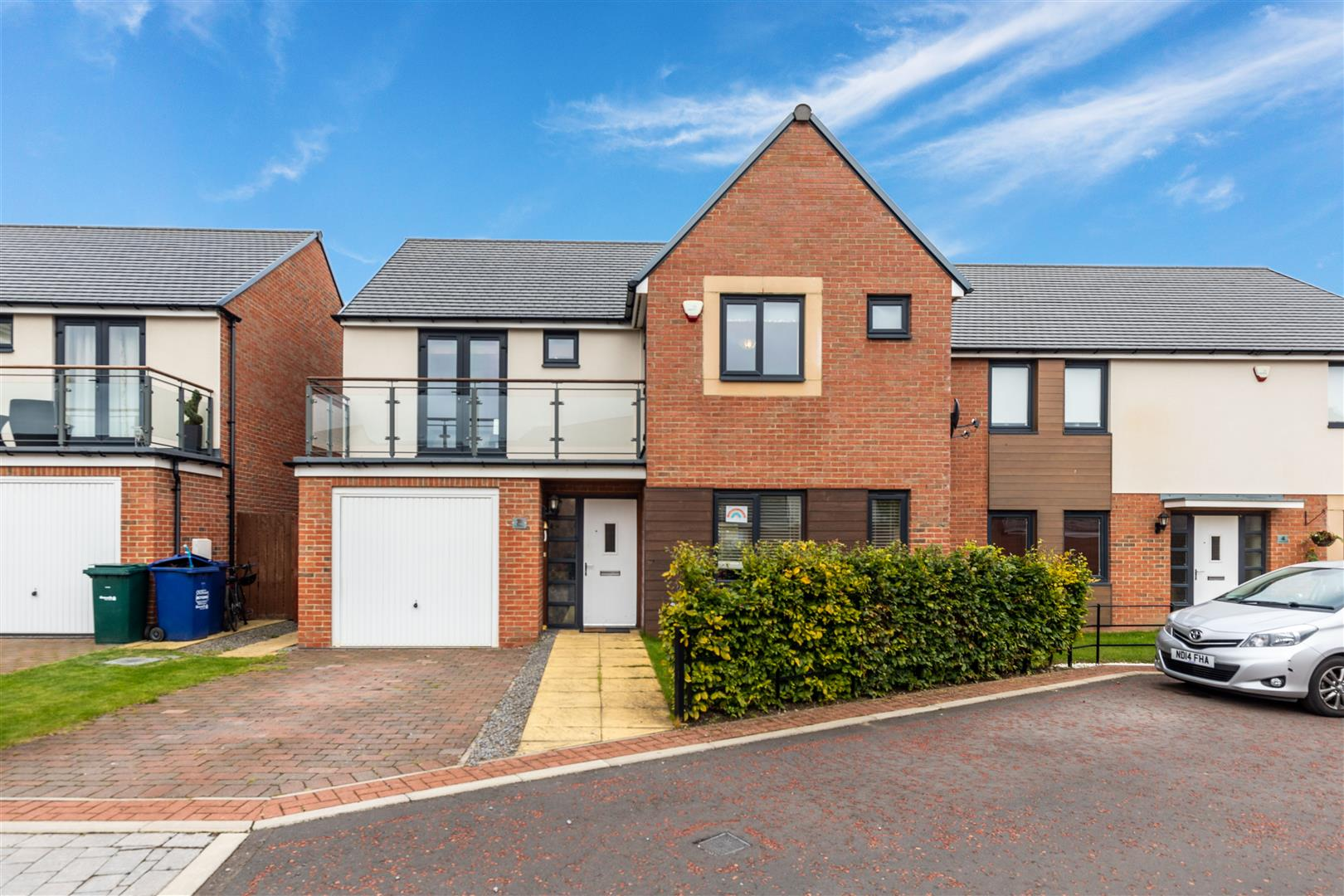 4 bed detached house for sale in Newcastle Upon Tyne, NE13 9AU, NE13
