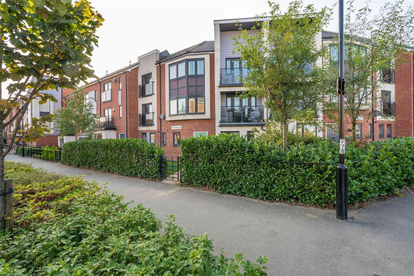 5 bed town house for sale in Roseden Way, Great Park, NE13