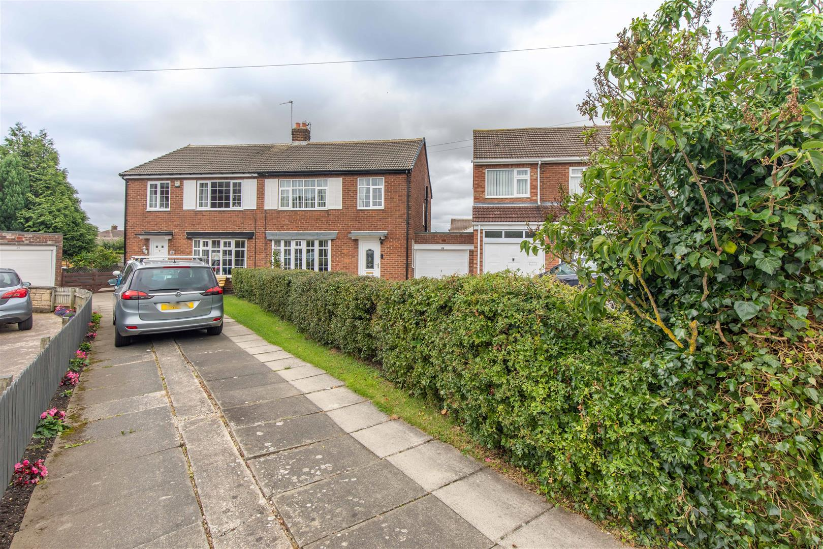 3 bed semi-detached house for sale in Newcastle Upon Tyne, NE13 6JG  - Property Image 1