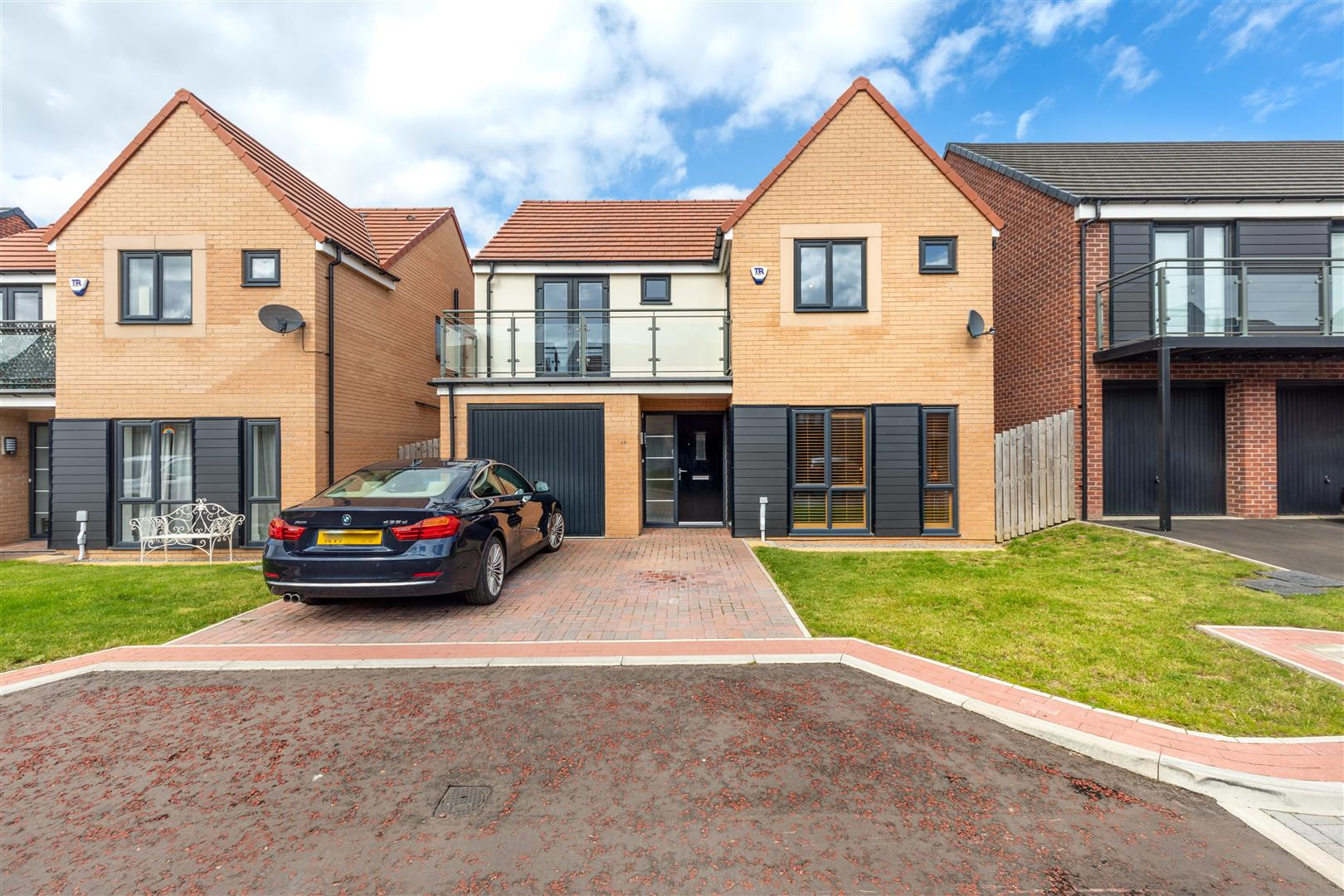 4 bed detached house for sale in Newcastle Upon Tyne, NE13 9DJ - Property Image 1