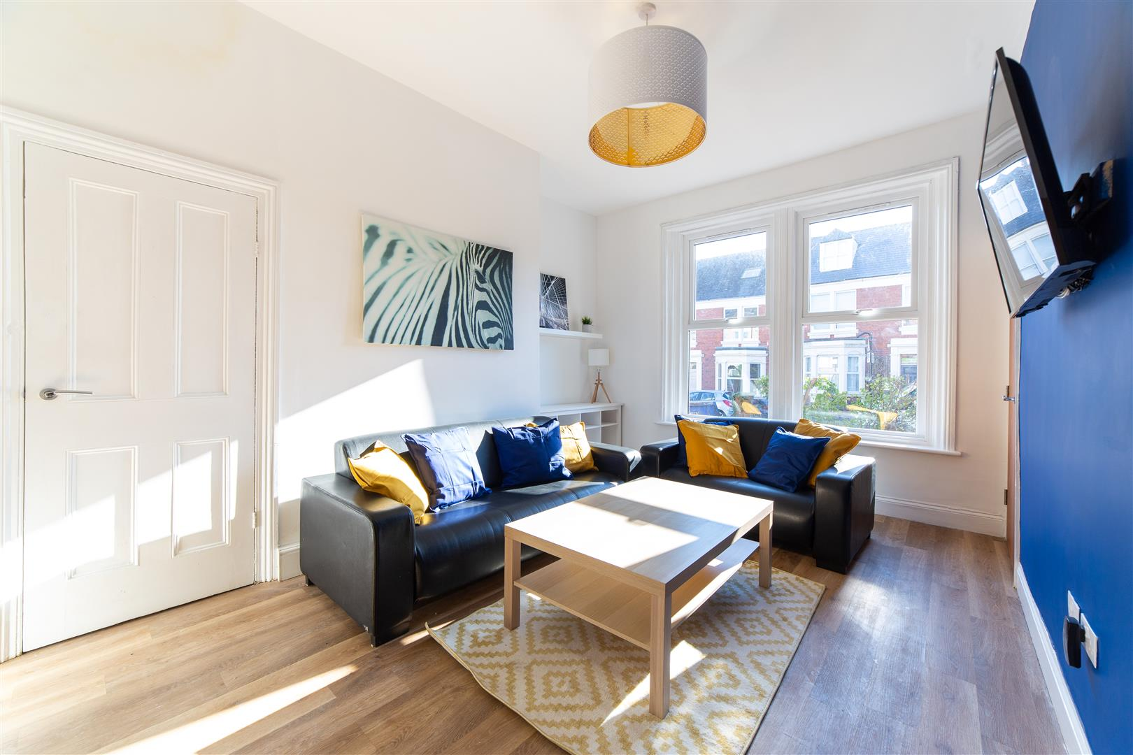 5 bed end of terrace house to rent in Grosvenor Place, Jesmond, NE2