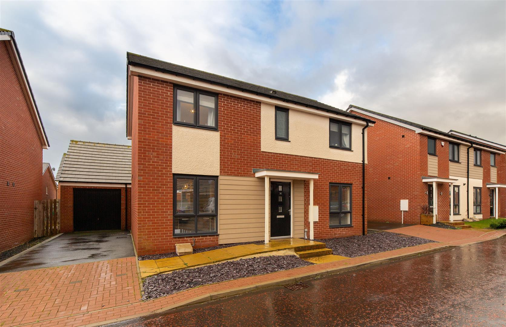 4 bed detached house for sale in Newcastle Upon Tyne, NE13 9DD  - Property Image 1