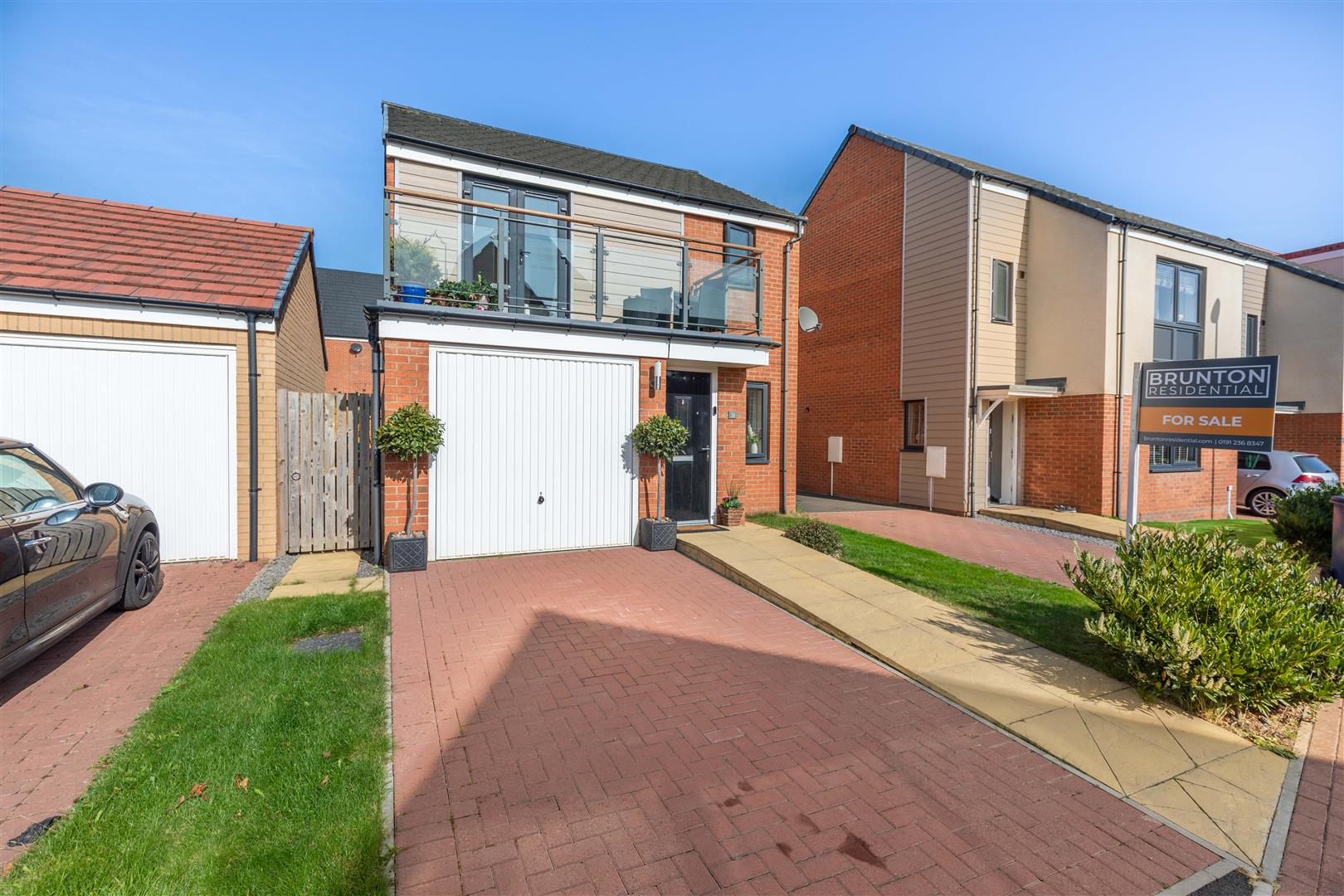 3 bed detached house for sale in Newcastle Upon Tyne, NE13 9DB, NE13