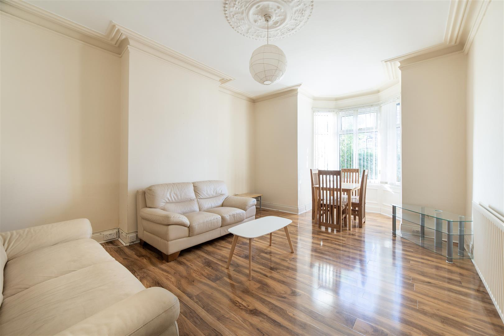 4 bed terraced house to rent in Chillingham Road, Newcastle Upon Tyne, NE6