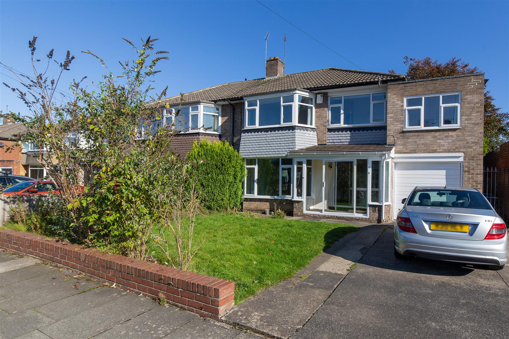 4 bed semi-detached house to rent in Newcastle Upon Tyne, NE3 5TB - Property Image 1