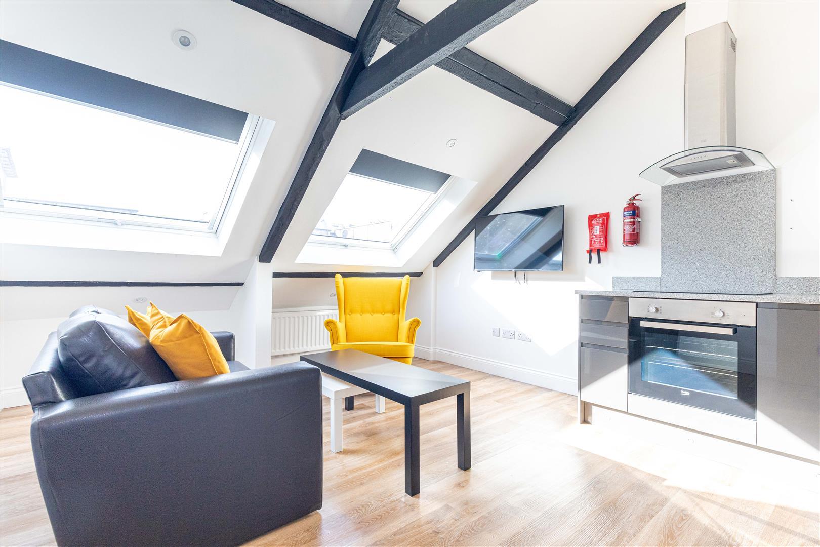 2 bed apartment to rent in Newcastle Upon Tyne, NE1 8JN, NE1
