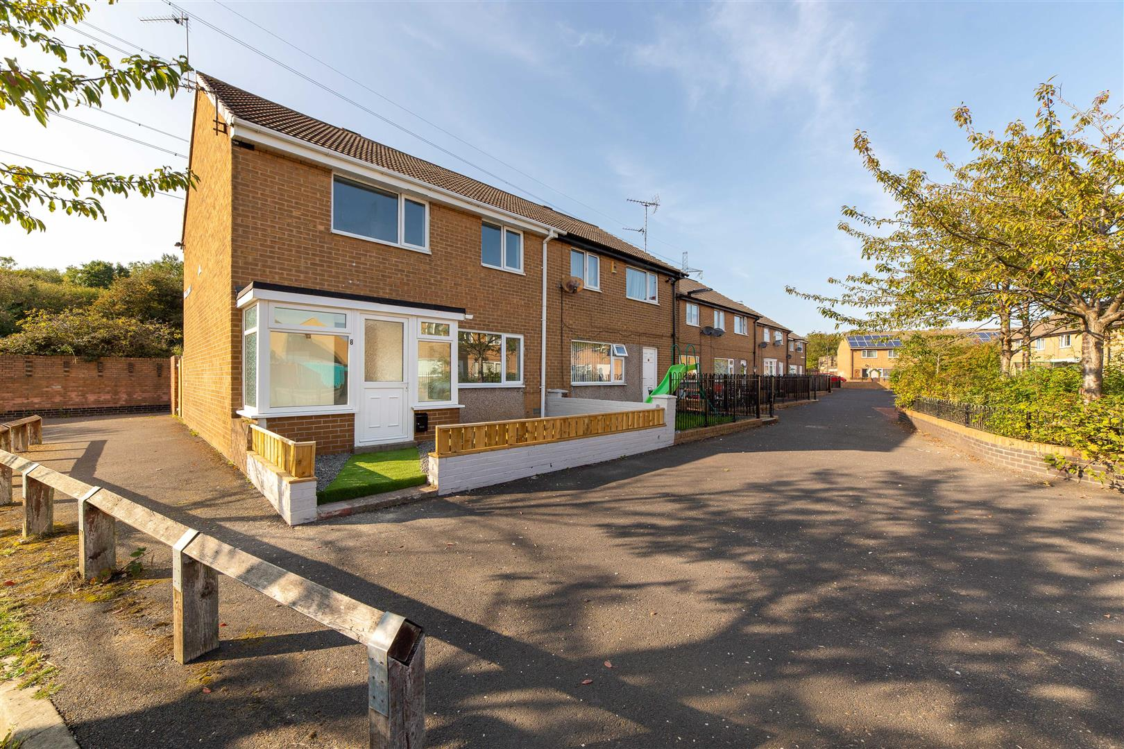 3 bed end of terrace house for sale in North Shields, NE29 6JN - Property Image 1