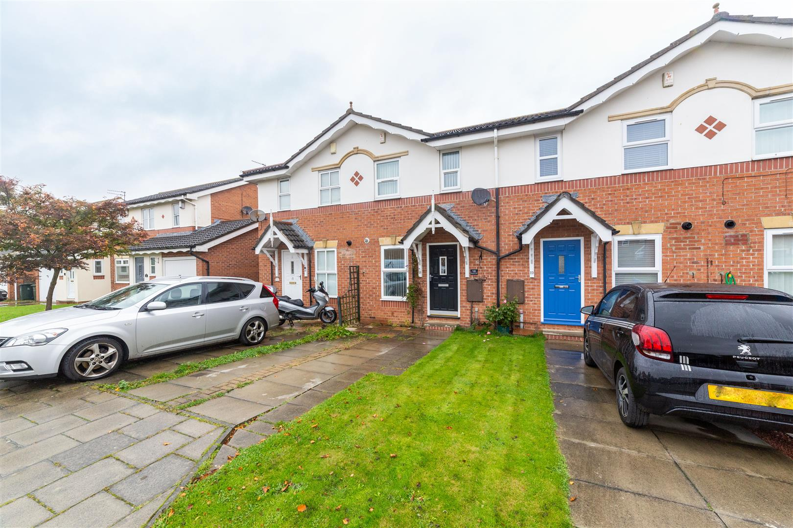 2 bed terraced house for sale in Newcastle Upon Tyne, NE13 7BD  - Property Image 1