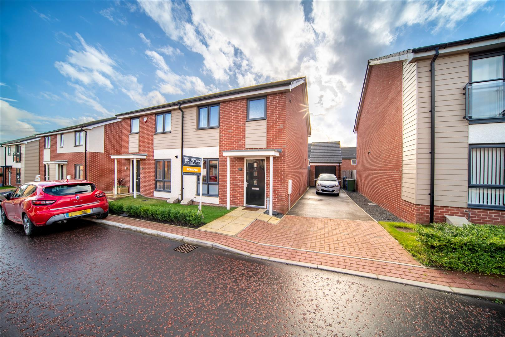 3 bed semi-detached house for sale in Newcastle Upon Tyne, NE13 9DD  - Property Image 1