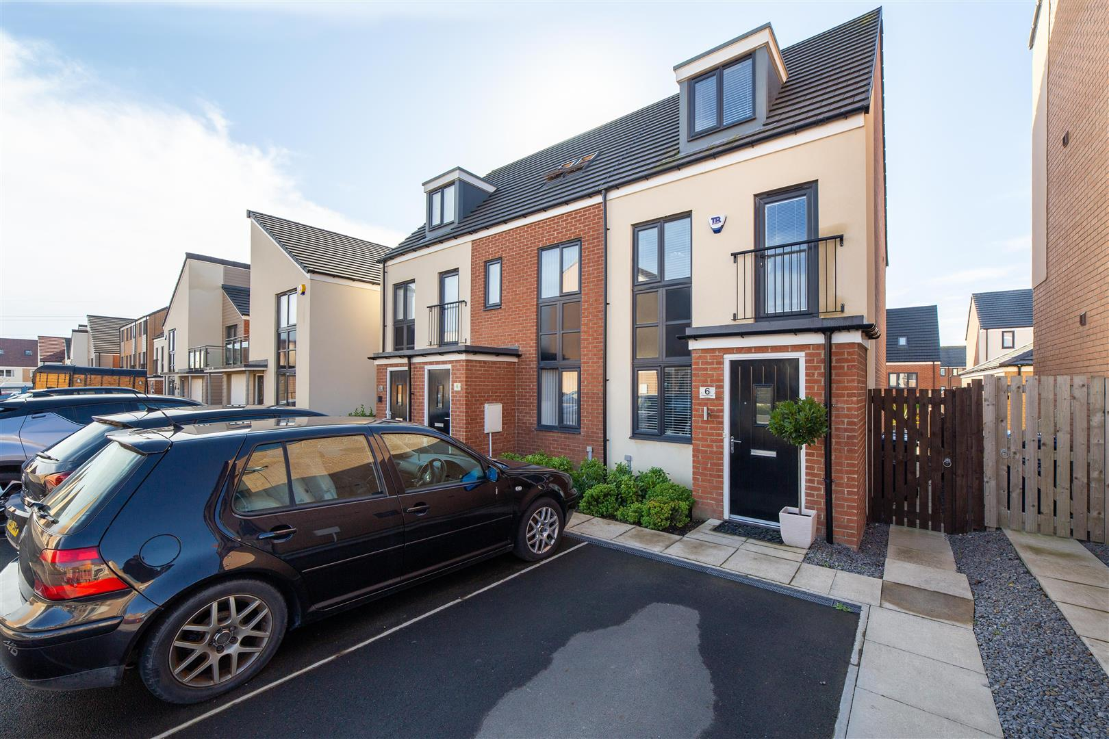 3 bed town house for sale in Newcastle Upon Tyne, NE13 9DP, NE13