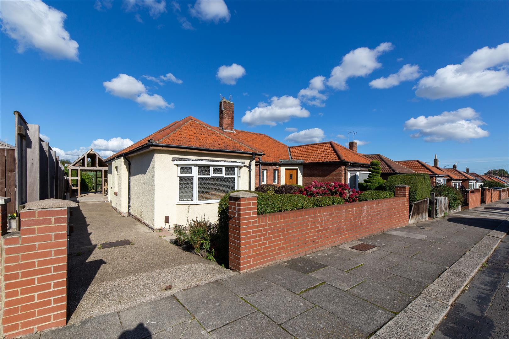2 bed semi-detached bungalow to rent in Newcastle Upon Tyne, NE6 5TB, NE6