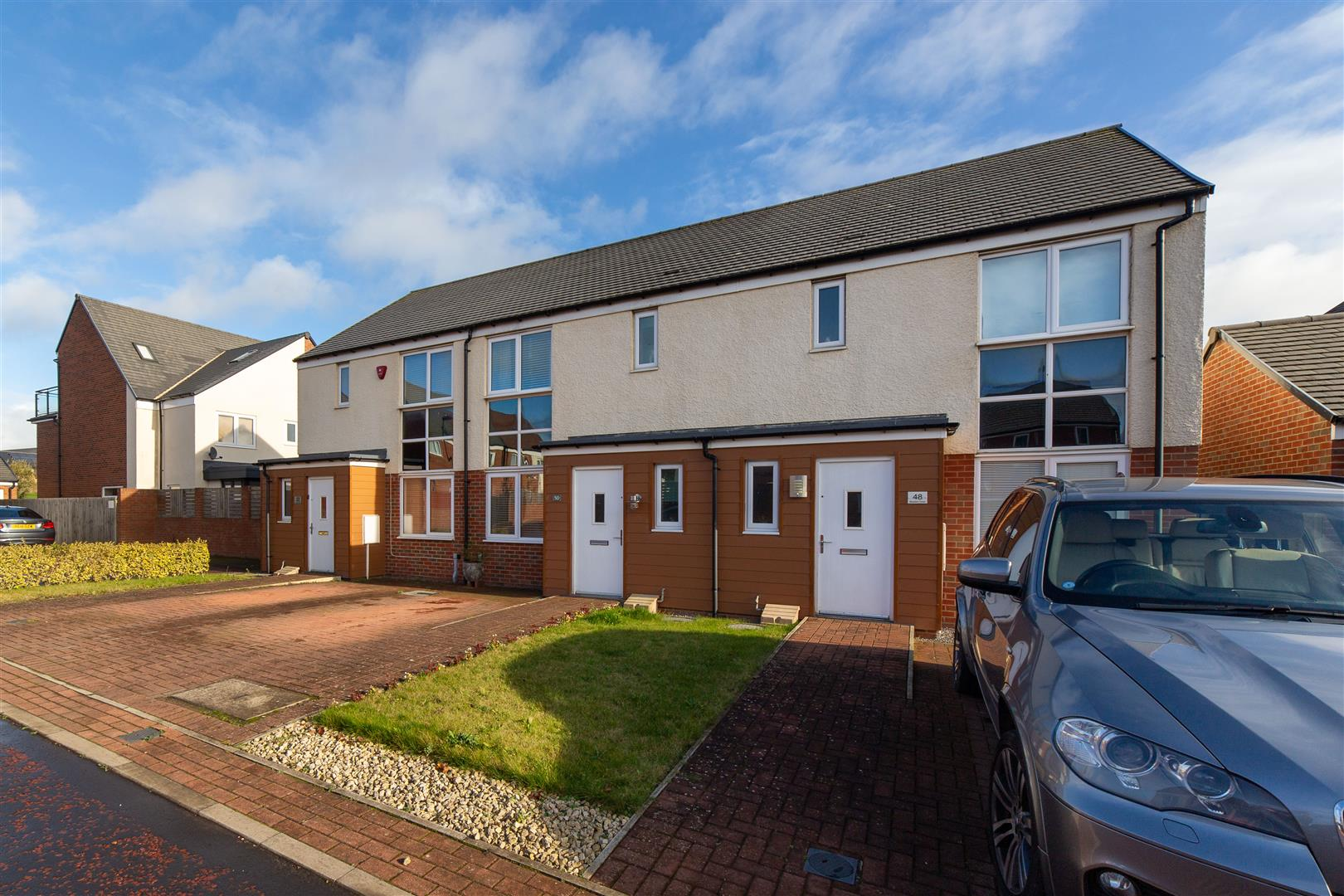 3 bed terraced house for sale in Newcastle Upon Tyne, NE13 9GB - Property Image 1