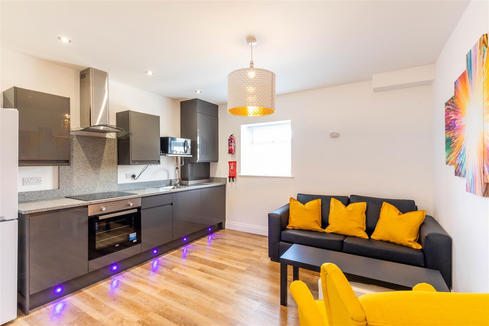 3 bed apartment to rent in Newcastle Upon Tyne, NE1 8JN, NE1