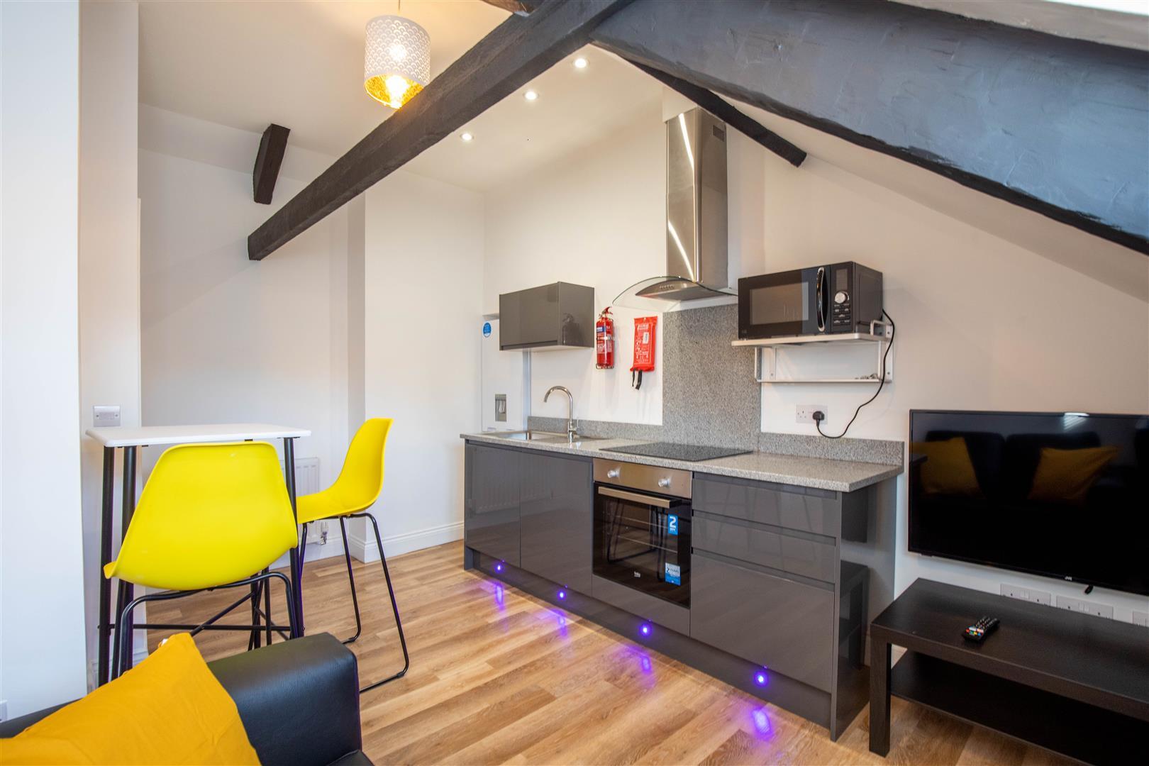 1 bed apartment to rent in Newcastle Upon Tyne, NE1 8JN, NE1